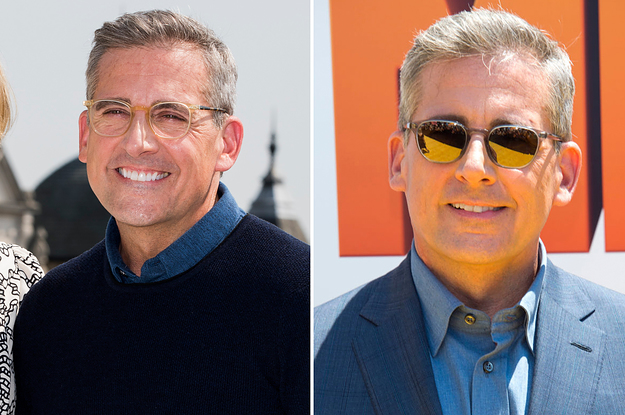 Steve Carell Had The Best Response To Everyone Calling Him A Silver Fox