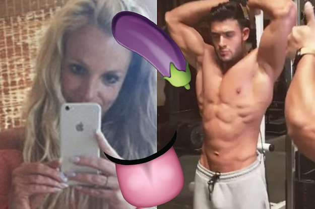 Britney Spears Has Been Photographing Her Boyfriend Basically Naked And The Photos Will Leave You Wet And Horny