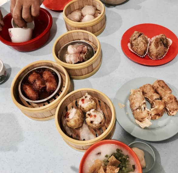 Youre only allowed to keep eating chinese food if you get 810 on dim sum is the preparation of small plates or baskets of food that are usually eaten forumfinder Gallery