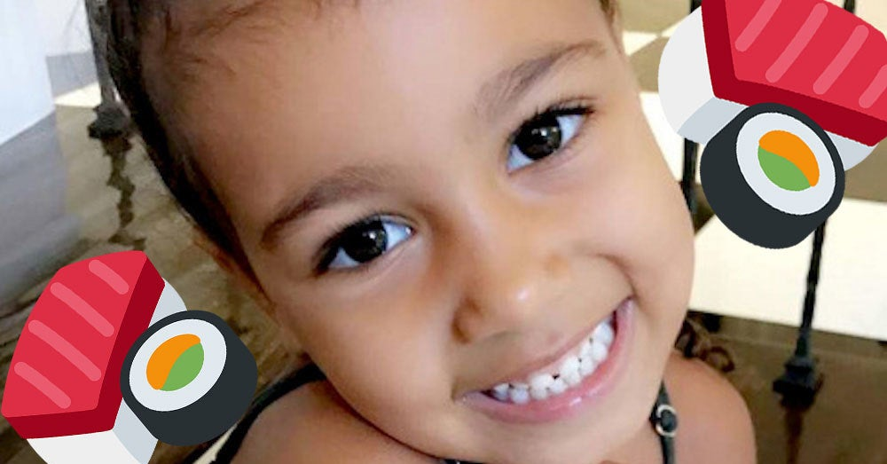 North West Finally Decided On A Name For Her New Puppy And It's Quite The Interesting Choice