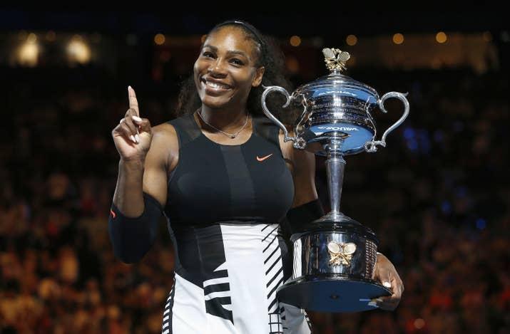 全豪オープンで2年ぶり7度目の優勝を果たした。オープン化以降で四大大会史上最多となる23勝。マーガレット・コート氏が持つ歴代最多記録にあと1勝と迫っている。
