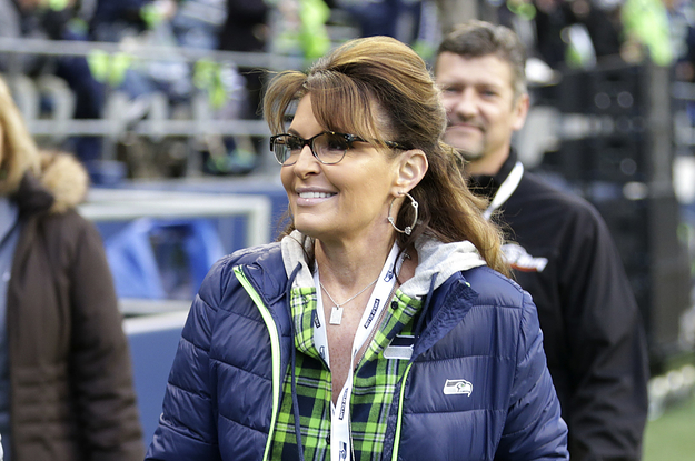 Sarah Palin Is Suing The New York Times For Libel