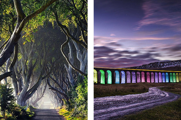 29 Places In The UK That Look Like They Were Made For Instagram