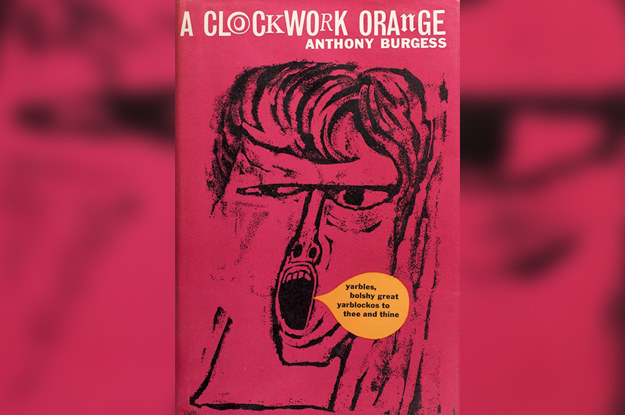 an analysis of modernism in a clockwork orange by anthony burgess