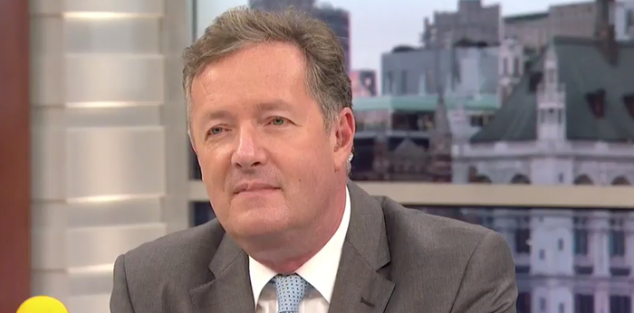PIERS ALSO LOVES HIM A FEUD. He's fought with JK Rowling, Ewan MacGregor, and Janet Mock, to name a few.