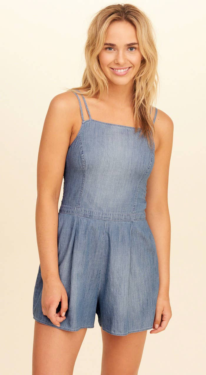 39829d7fbe30 24 Inexpensive Rompers You ll Want In Your Closet ASAP