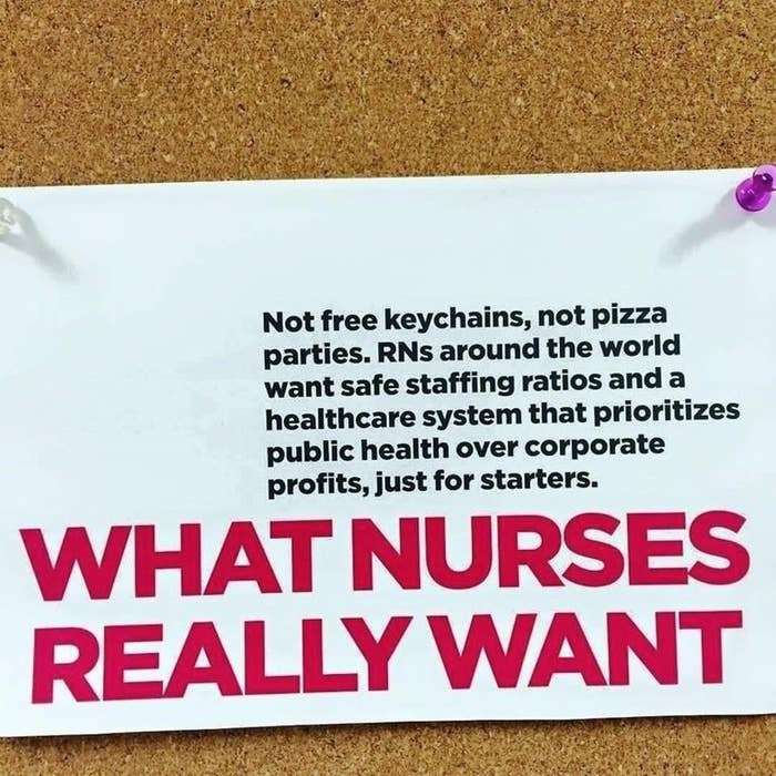 Here's Why I Could Never, Ever Be A Nurse
