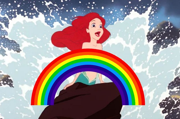 Disney Princesses In Order From Least Gay To Most Gay