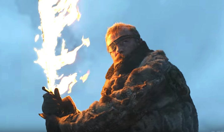 When predicting deaths, you'd be right to suggest that Mr Unkillable is a somewhat unexpected choice, but hear me out. Until his brief reappearance in Season 6, Beric (along with Thoros and the rest of the Brotherhood Without Banners) had seemingly been forgotten, so seeing them back in the fold, and hanging out with big players like Jon and the Hound, is undoubtedly super exciting.But with the best will in the world – and even though he has a badass flaming sword – you can't imagine Beric being one of the last men standing. He may help people like Jon get to where they need to be, but with only so much screen time remaining, being a bit-part character in Westeros is a dangerous game.Likelihood: 8/10 ????????How: Either mauled to death by wights (in which case resurrection will be tricky) or he sacrifices his own chances of resurrection in order to bring back Jon, or something.