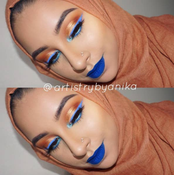 Seriously, how stunning is @artistrybyanika in the shade Dazed?!Get it on Tattoo Junkee for $6.99.