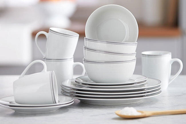 keep your plates cups and saucers coordinated and cute with a dinnerware set u2014 perfect for your next dinner party