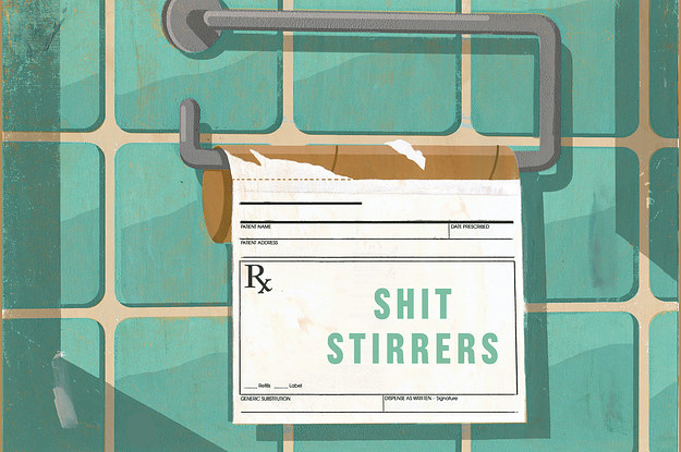 Shit Stirrers: Meet The People Doing Poop Transplants The