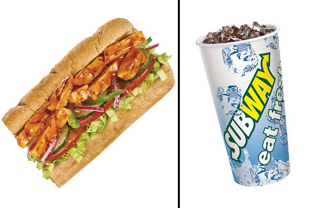 build a subway sandwich and we ll guess your exact age and height
