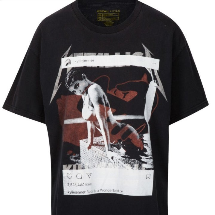 Kendall and kylie made vintage t shirts people hated for Kendall and kylie vintage t shirts