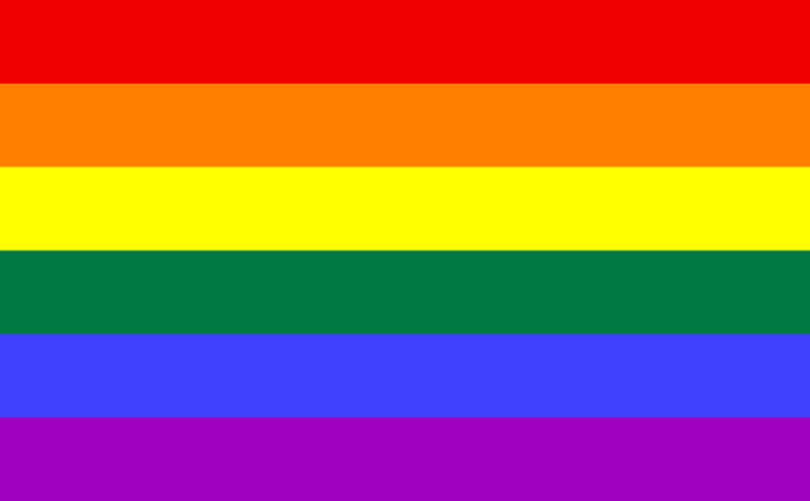 Que colores tiene la bandera bisexual
