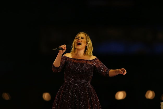 Adele confirmed to fans that she may never tour again as she started her final set of world tour gigs in her hometown, London, on Wednesday night.