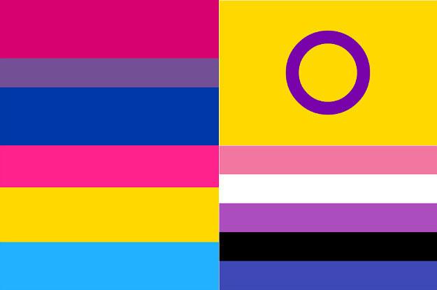 Openly bisexual men