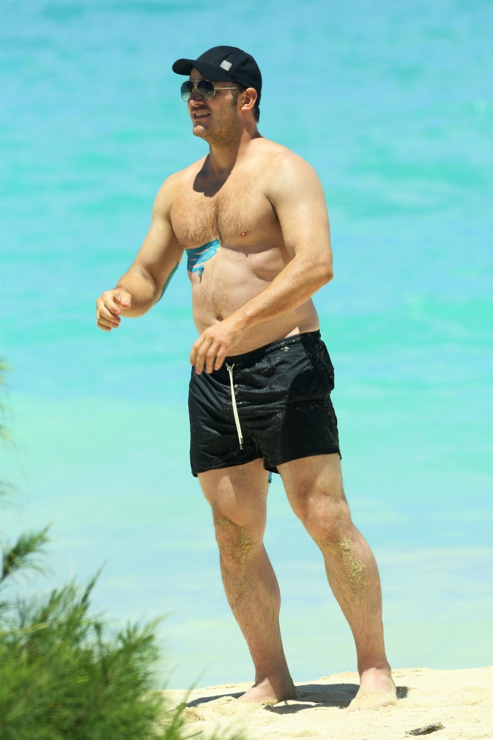 Chris Pratt Is Turning Into A Bear Daddy And Frankly, Im Shivering-9819