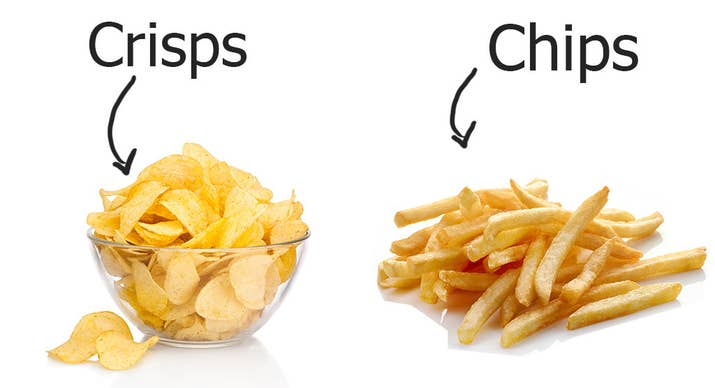 Chips are something you get from a chip shop when you're too lazy too cook anything, not something you eat as a casual snack between meals.
