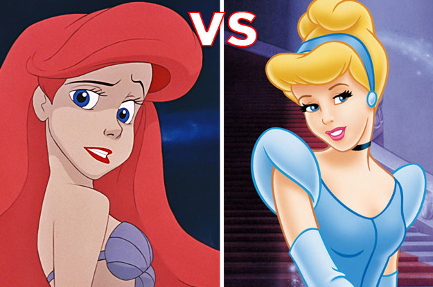 Be Honest, Which Disney Princess Would Win In A Fight?