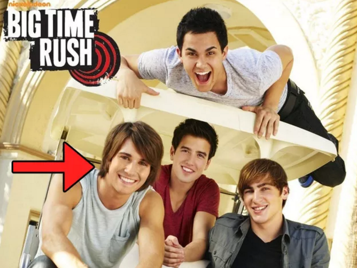 "James From ""Big Time Rush"" Is On The Cover Of Men's Health"