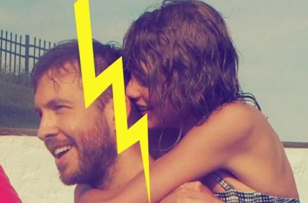 """Taylor and Calvin (or Tayvin if you like) dated from March 2015 till June 2016. Initially, the two seemed to be handling the break up amicably. Taylor immediately began dating Tom Hiddleston (LMAO, remember that?!), while Calvin basically owned the summer with his MEGA BOP collab with Rihanna """"This is What You Came For."""""""