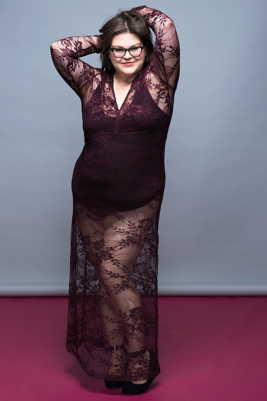 I Wore Sheer Clothes As A Plus-Size Woman And You Should Too-9354