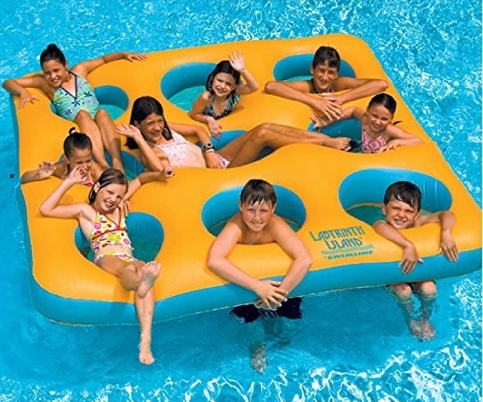 28 Pool Toys That Ll Make You Drop Everything And Go Swimming