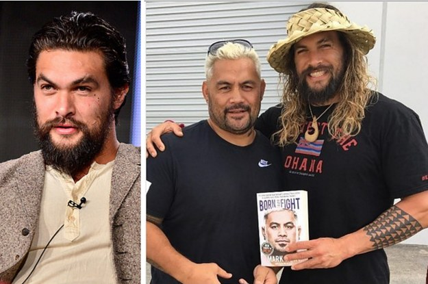 This Video Of Jason Momoa Performing The Haka Will Give ...