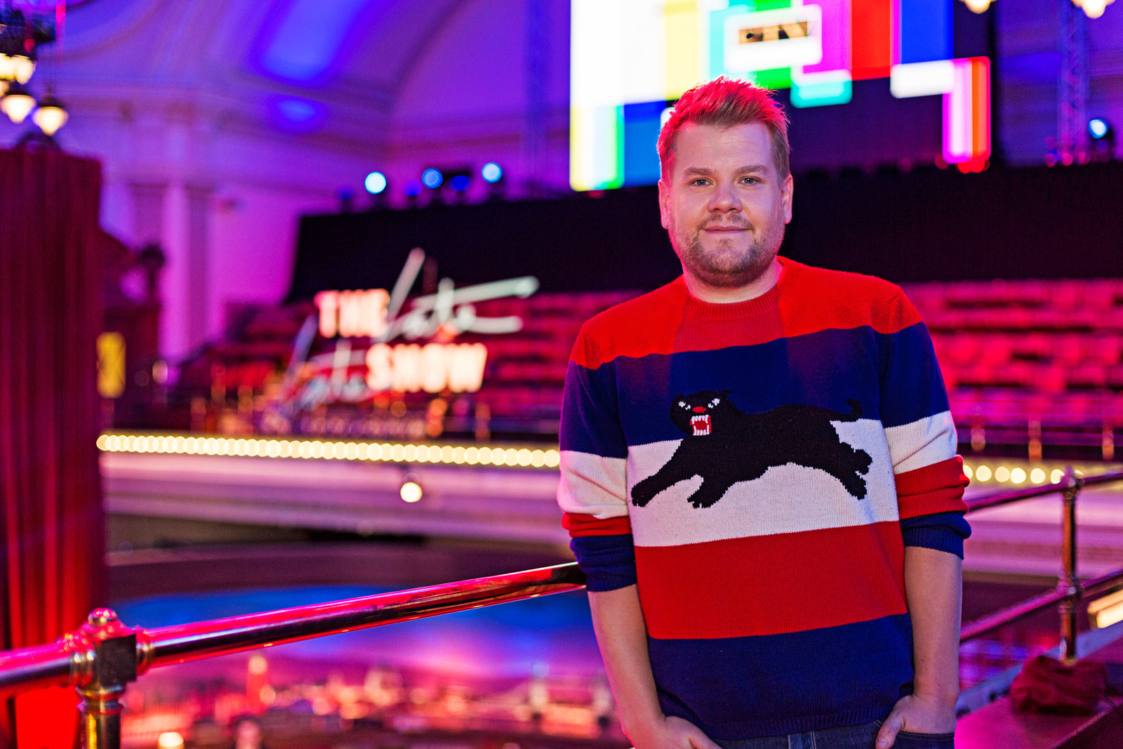 """James Corden On Bringing """"The Late Late Show"""" To Britain Only Days After The London Attack"""