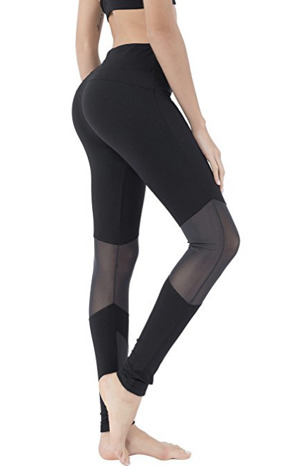 4cc63d154b 7. These glam mesh leggings that can go from day to night, by Queenie Ke.
