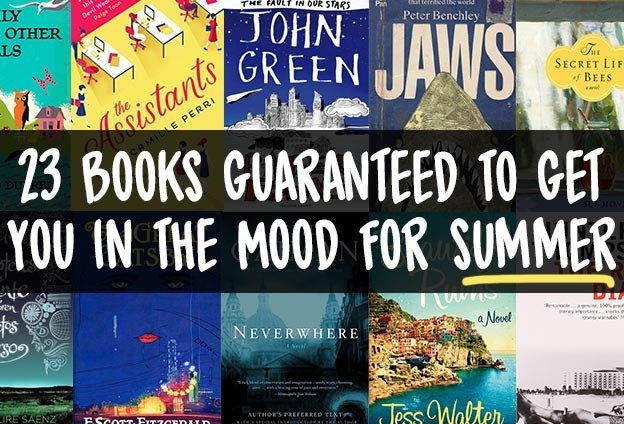 23 Books Guaranteed To Give You That Summer Feeling