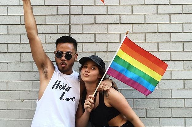 Show Us Your Most Fabulous Pride Outfit