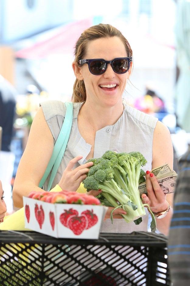 22 Things Jennifer Garner Has Carried