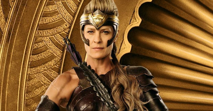 Image result for wonder woman robin wright