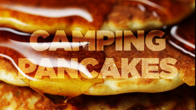 Ahhh, a hot breakfast in the woods—there's nothing like it. These campfire pancakes are so easy to make, you'll wonder why you've been eating granola bars all this time. And the best part? The mix keeps for up to six weeks, so you can make it way before your next outdoor adventure.