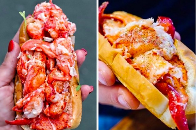 best lobster rolls on the east coast