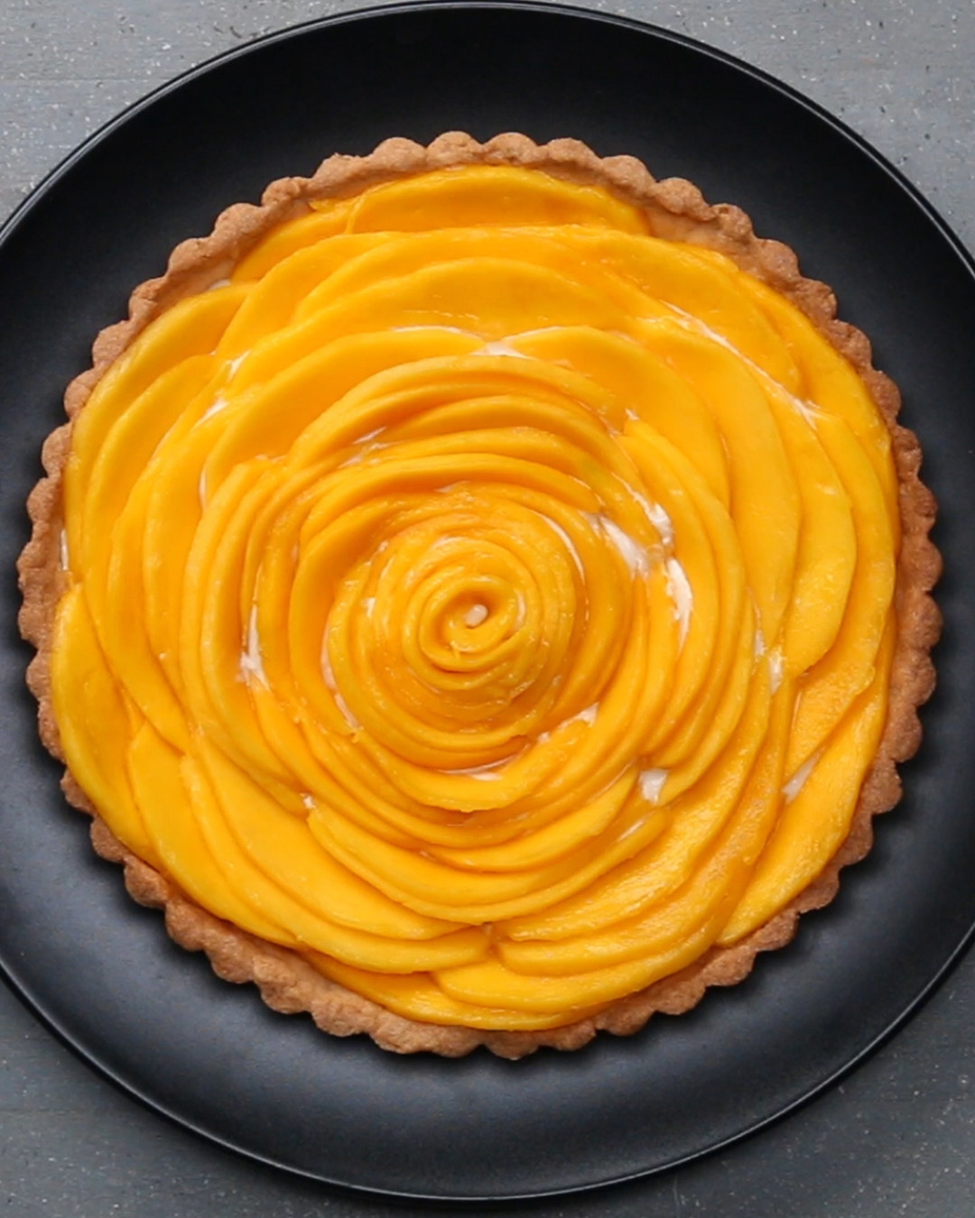 This Refreshing Mango Tart Looks Fancy But Is Easier Than You Think