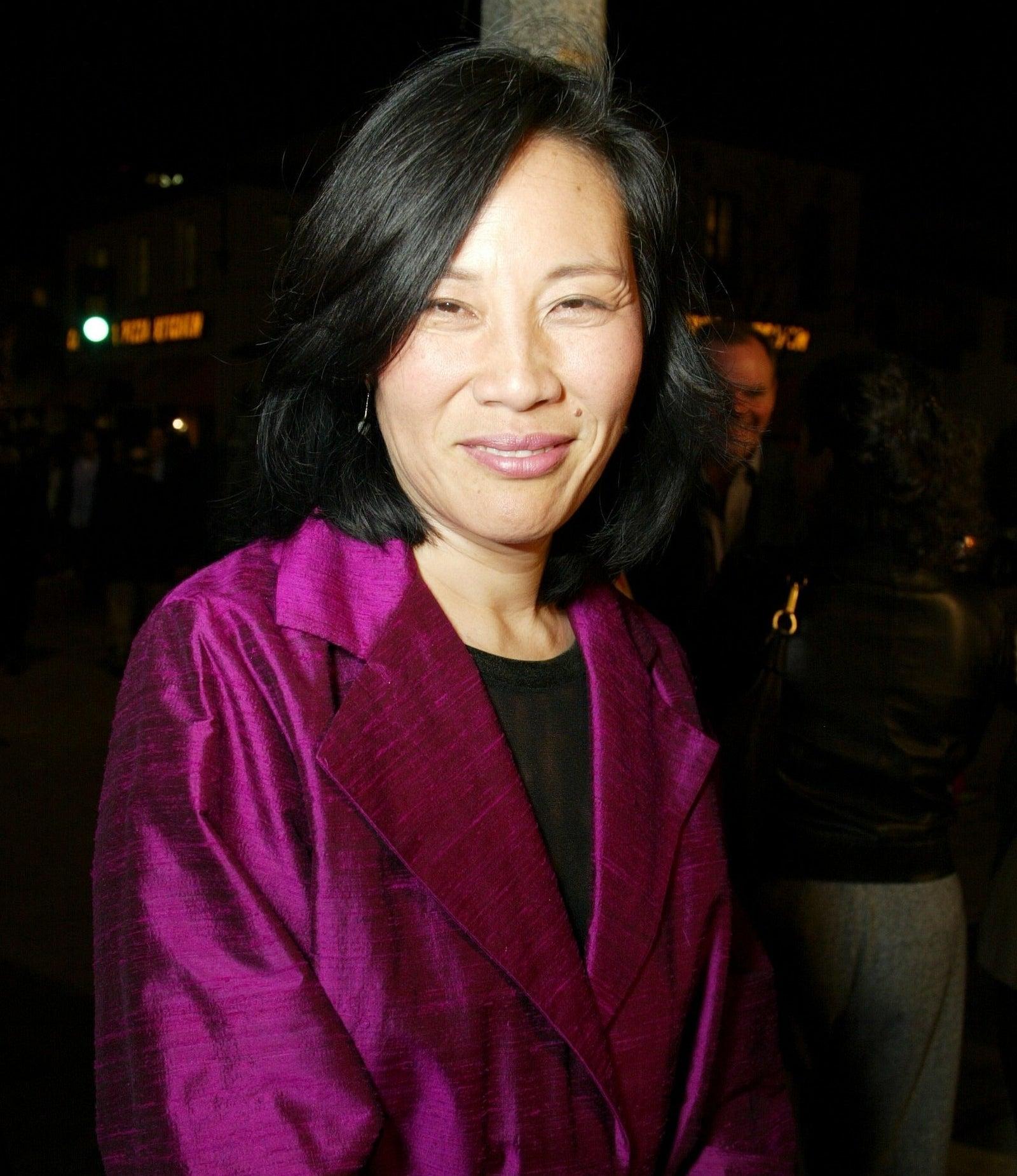 Janet Yang in 2002.