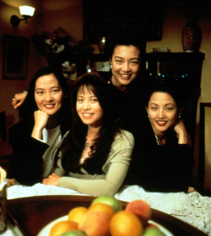 "the joy luck club"" is the movie you needed and it almost never  the daughters chao tom wen and tomita of the joy luck club"
