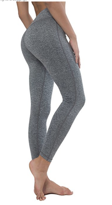 21fb00b3fd 2. These high-waisted yoga pants that won't flash your butt during Downward  Dog, by Queenie Ke.