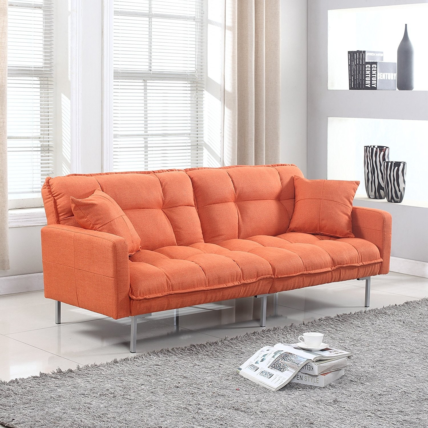 Promising Review: U0026quot;This Couch Is An Amazing Deal. It Goes Great With