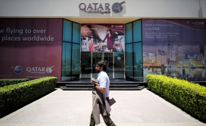 Following Egypt's decision to cut ties with Qatar, Egyptians are expressing their admiration for their new home in the Persian Gulf online, saying they have nothing to do with their government's policies.