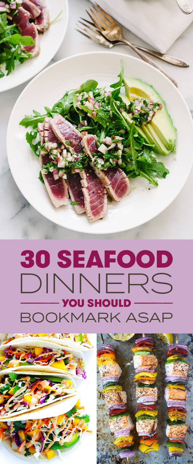 30 minute seafood dinner ideas you should bookmark asap share on facebook share forumfinder Image collections