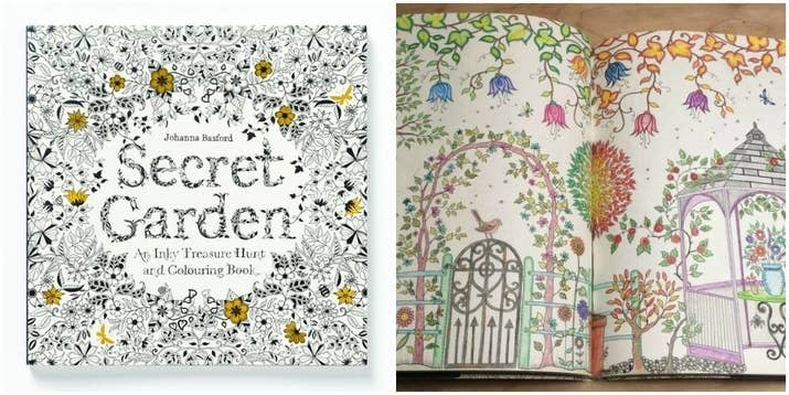This Beautiful Book The Secret Garden Has All Your Flowery Needs Though A