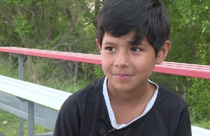 """Mili has been playing soccer since she was five, and is so talented she now plays on the 11-year-olds' team, her 15-year-old brother, Cruz Hernandez, told BuzzFeed News.After winning two out of three games on Saturday, Mili was looking forward to competing in the finals the next day.Instead, Mili's family was told she was banned from the game — and her whole team would be disqualified — because organizers thought she was a boy.""""She tried to keep her composure, but you could see it in her face that she felt really bad about the whole thing,"""" said Cruz.Her father, Gerardo Hernandez, told WOWT 6 News """"they made her cry."""""""