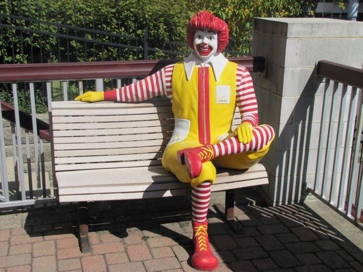 McDonald's ronald