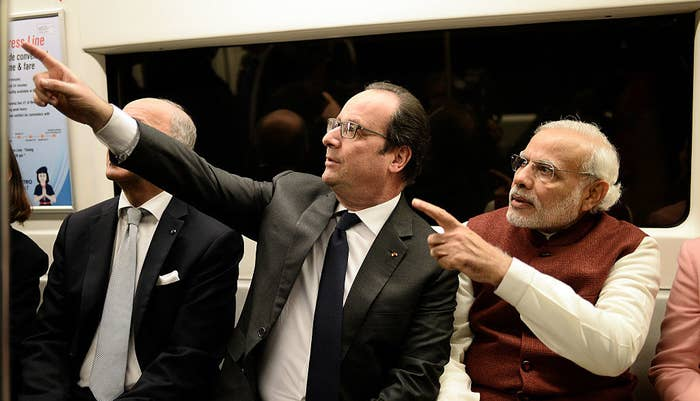 6 Things Body Language Experts Noticed About Narendra Modi