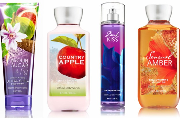 Bath Body Works Is Re Releasing Your Favorite Retired Scents