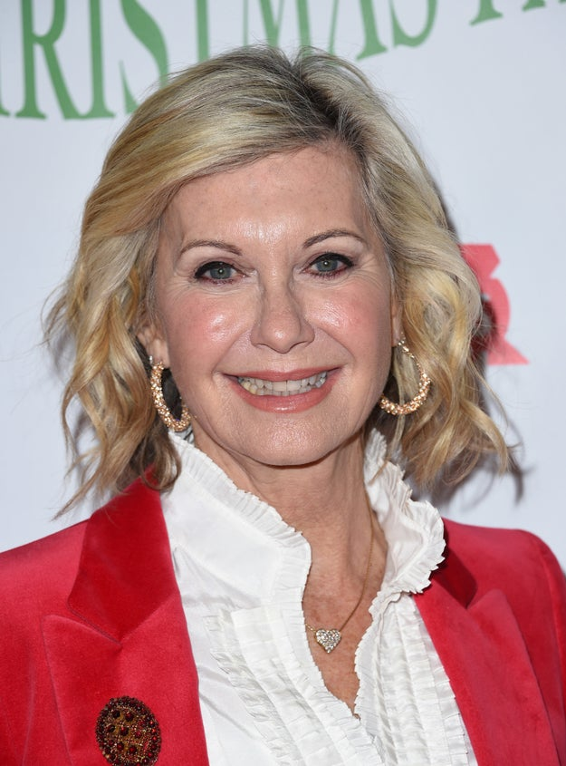 After severe back pains caused Olivia Newton-John to postpone the first half of her tour, doctors later discovered the true cause of her discomfort.